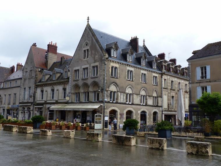 Chartres le jour