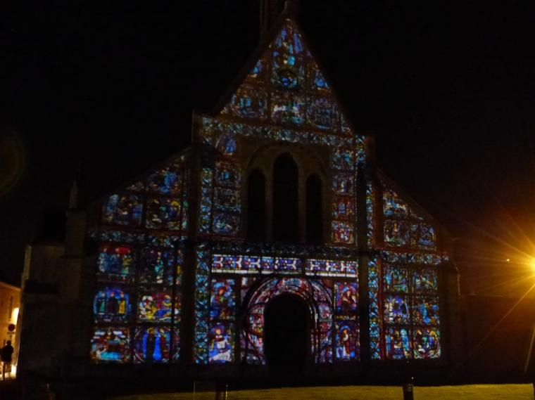 Chartres jour et nuit