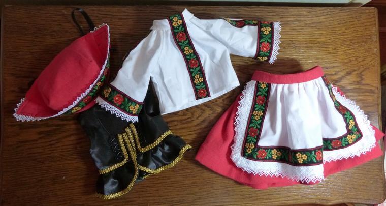 Costume Ukrainien
