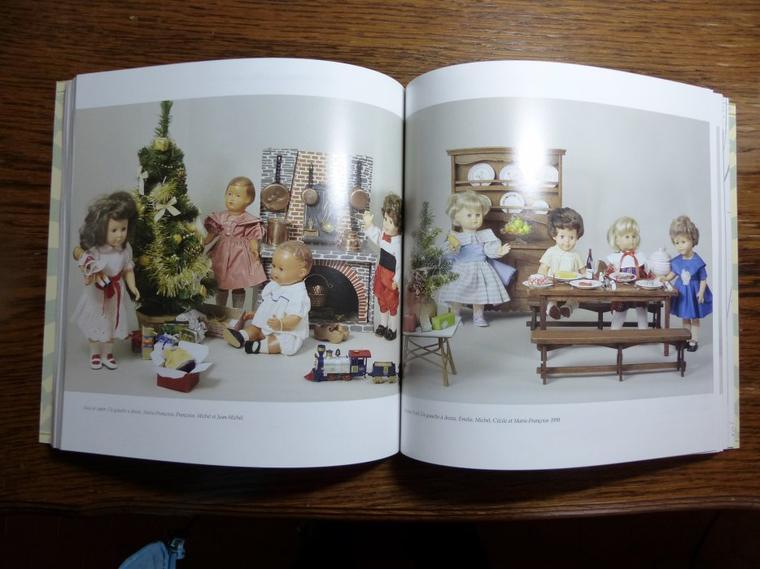 Livre poupées Modes et Travaux