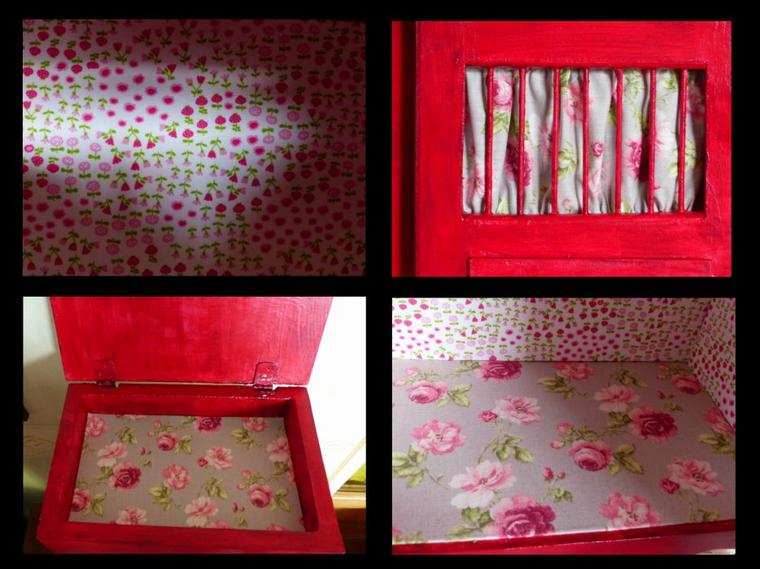 L'armoire de Marie-Françoise