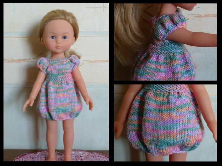 Une nouvelle robe pour Carolle