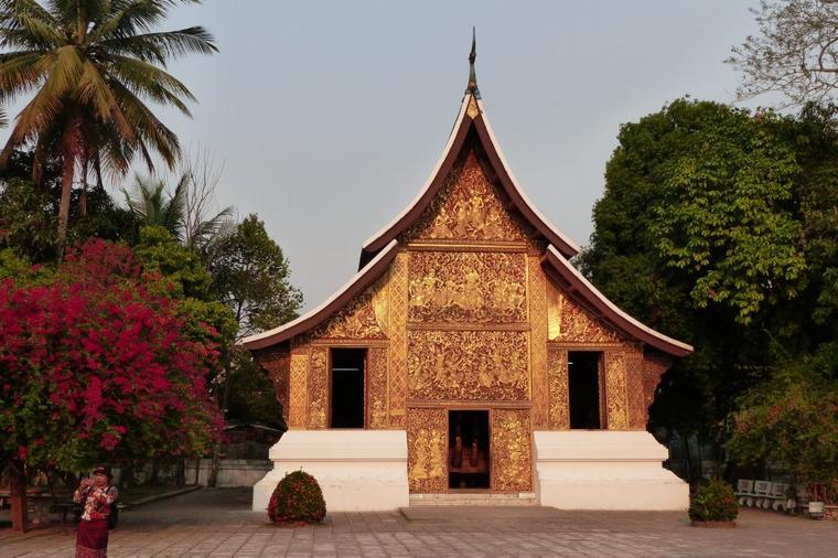 Monuments du Laos