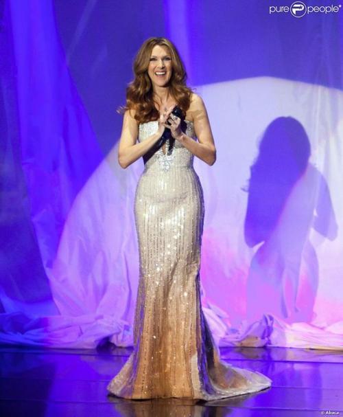 Céline Dion: 1000 représentations au Caesars Palace