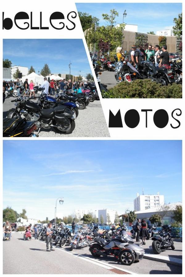 """4 ème édition du Biker show de l'association des motards de Tomblaine """"les Moilcars"""""""