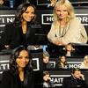 """_  22 Janvier : Zoe était à """"Hope for Haiti"""" avec de nombreuses personnalités - Los Angeles  _"""