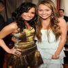 57em duel                                                 Demi Lovato VS Miley Cyrus