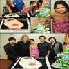 Selena ,son groupe et sa famille fetant ses 18 ans!