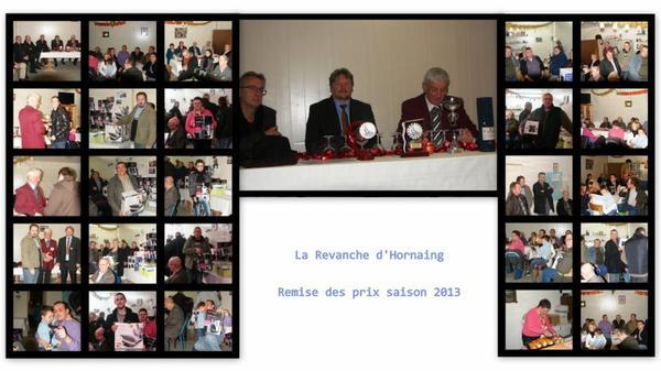 REMISE DES PRIX 2013