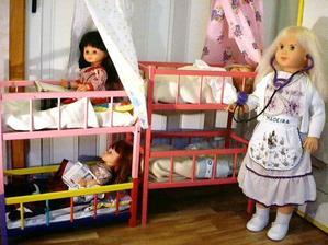Deux stages de restauration de poupées en Belgique à Overijse en février 2019