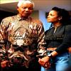 SPECIAL LEGENDAIRE MYTHIQUEJanet & le grand Nelson Mandela