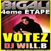 Ecoutez et votez pour mon mix sur le blog de Big Ali!!!
