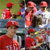 ... 08/05/10 : Joe & Nick sont allés faire une partie de baseball avec les Texas Rangers. ...
