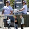 ... 12/05/10 : Joe se rendant  dans un café végétarien. Et Nick se rendant dans un studio d'Hollywood....
