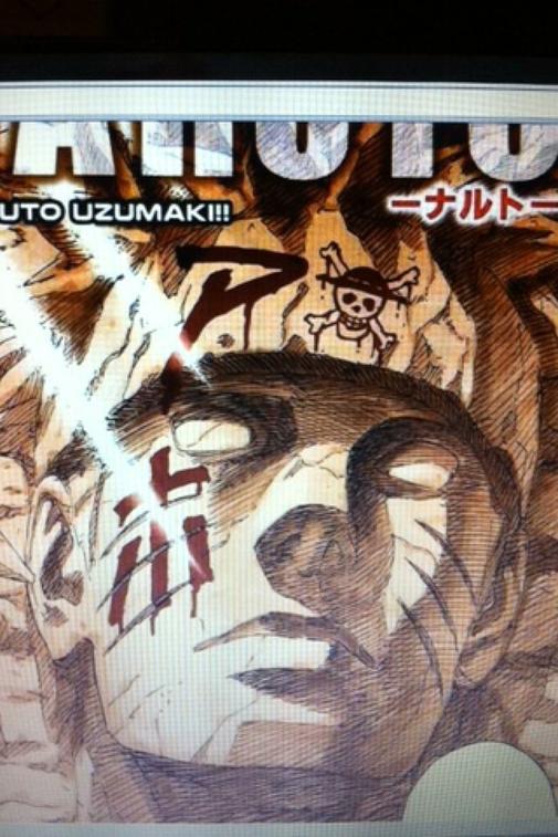 Kyaah Naruto!!! The End!! Magnifique!!