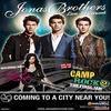 Nouvelle affiche de Camp Rock 2 au Live Jonas Brothers en concert tours . Je les toruvent treès rock n' roll :D