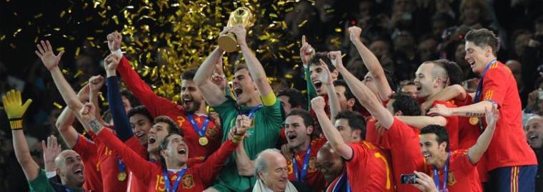 Coupe du monde 2010 afrique du sud comp titions et - Vainqueur coupe du monde 2010 ...