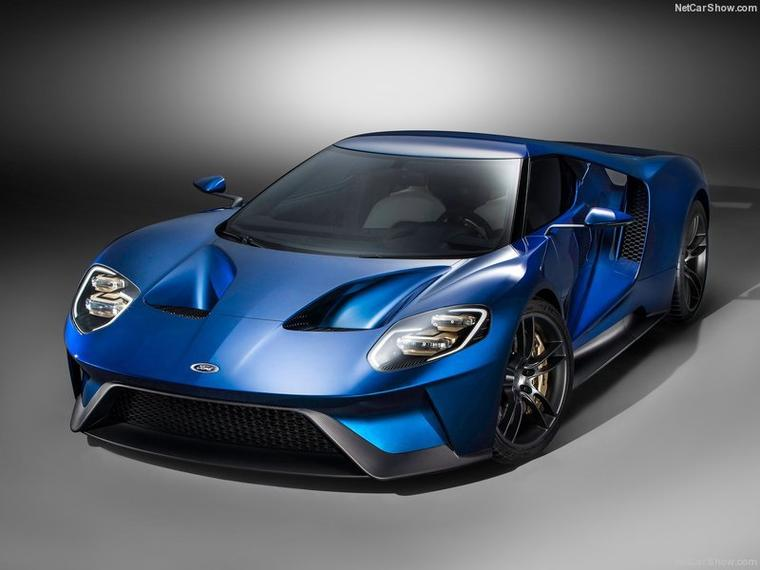 // FORD GT //