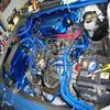 Le moteur de la 406