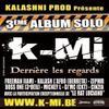 Le rat luciano sur l'album de K-MI