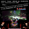 LM.C Live Tour 2010 in Europe