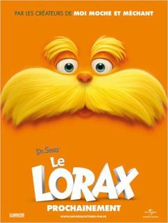 the lorax Bande annonce