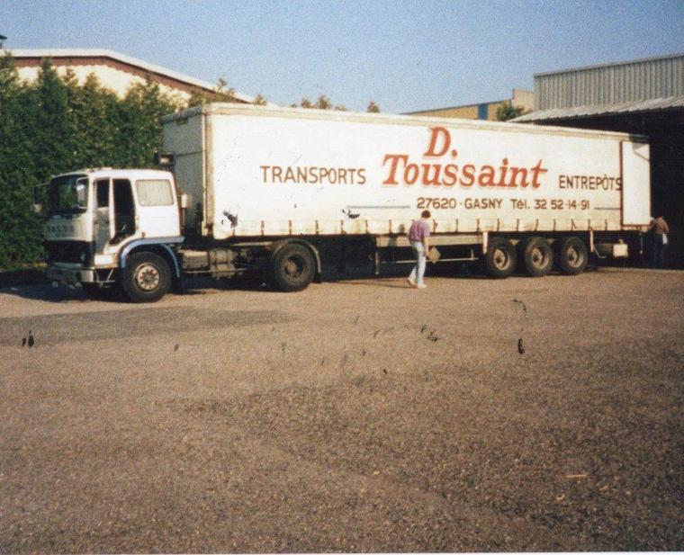transport toussaint