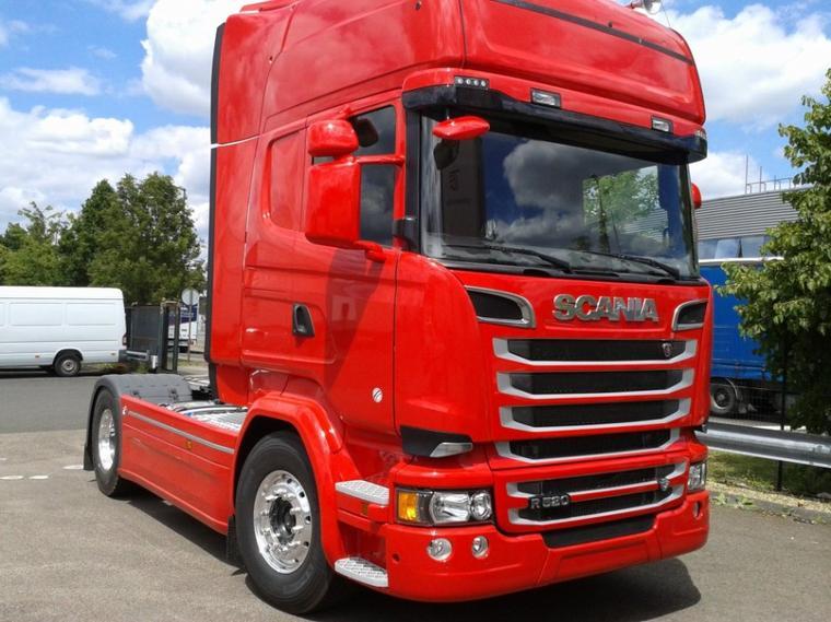 mon futur camion