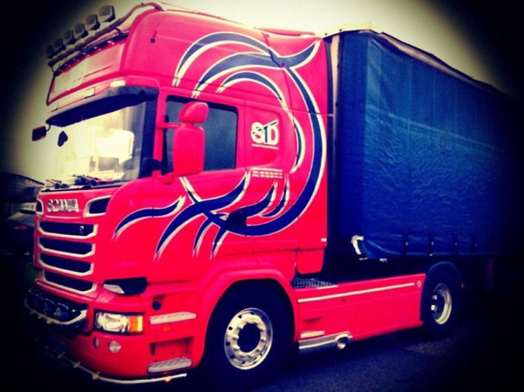 scania 520