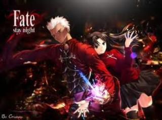 ►  Fate/Stay night : Unlimited Blade Works