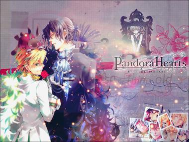 ► Pandora Hearts