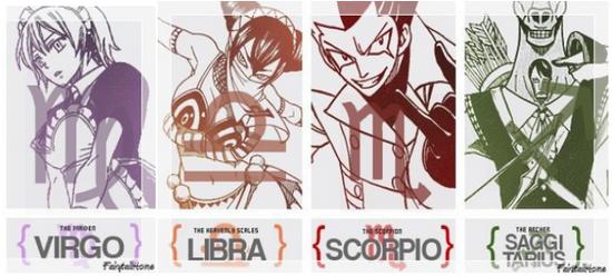 ► Horoscope du mois!!