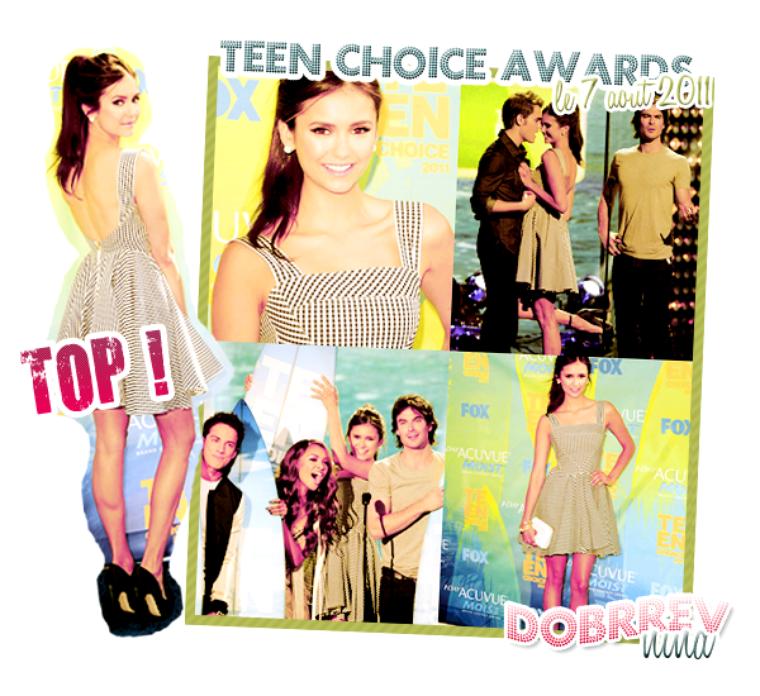 les teen choice awards
