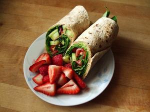 Recettes cuisine: Les Wraps