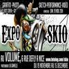 Expo skio en partenaria avac le gamelle au volume