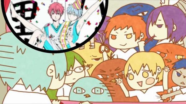  Remixe si toi aussi tu aimes Kuroko's basket 