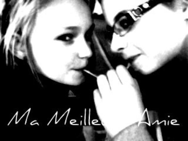 Ma Meilleure Amie ; Ma Source De Conneries ! 06.02.2012 , Gravé !