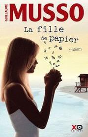 Livre : La fille de papier