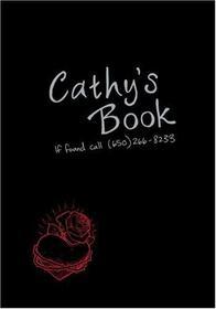 Livre : Cathy's Book, Cathy's Key