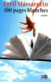Livre : 100 pages blanches