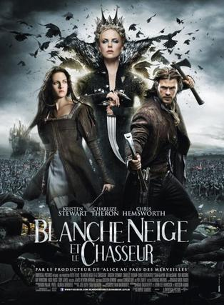 Film : Blanche-Neige et le chasseur
