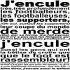 le foot un sport ?? je dirais plutot une commercialisation et des millards d'euros dépensé innutilement!!!