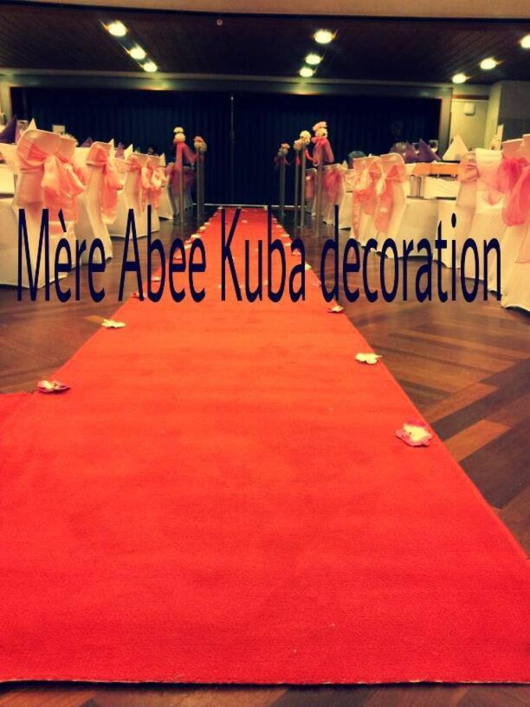 Abe kuba d coration entr e tapis rouge bienvenue chez Kuba dekoration