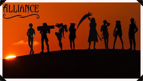 ALLIANCE - fanfiction de LILITH