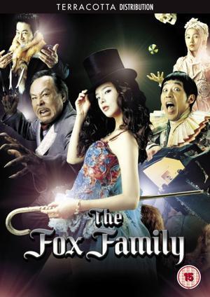 Film : Coréen The Fox Family 102 minutes [Comédie, Comédie Musicale et Fantastique]
