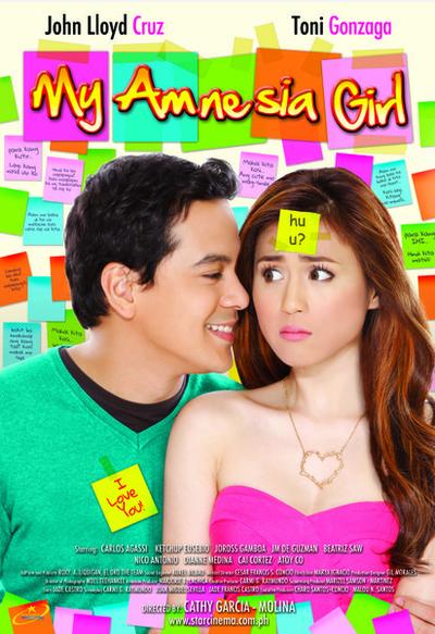 Film : Philippin My Amnesia Girl 110 minutes