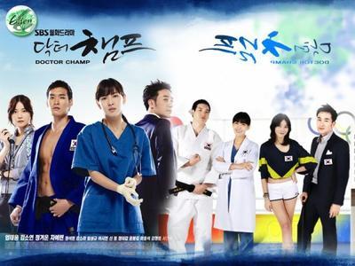 Drama : Coréen Dr. Champ 16 épisodes[Médical et Romance]