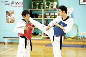 Drama : Coréen Do You Know Taekwondo? 1 épisode spécial[Sport et Comédie]