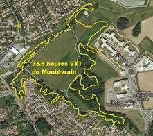 Les 3 et 6 Heures de Montevrain (octobre 2012)
