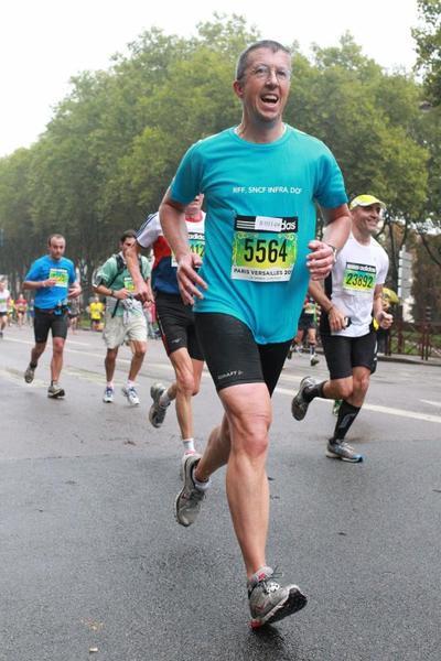 Paris - Versailles, course à pied (29 septembre 2013), par Pascal R.